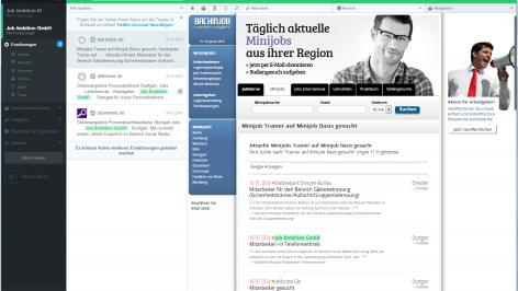 Screenshot: alert.io