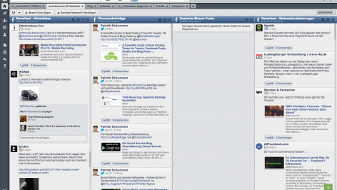Screenshot: Hootsuite